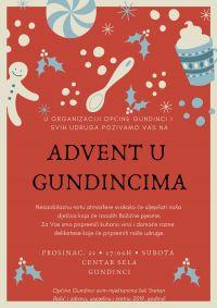 ADVENT U GUNDINCIMA 1